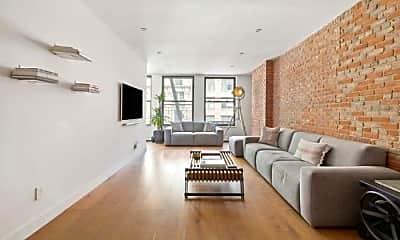 Living Room, 112 Hudson St, 1