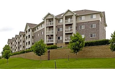 Building, Powers Ridge Rental Condominiums, 1