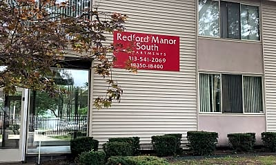 Redford Manor South, 1