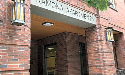 Ramona Apartments, 1