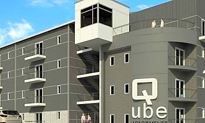 The Q'ube Student Housing, 0