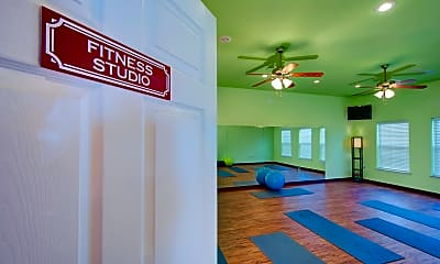 Fitness Weight Room, Coryell Crossing, 0