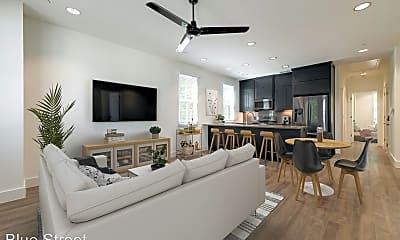 Living Room, 408 W 38th 1/2 St, 1