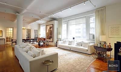 Living Room, 15 W 18th St, 0