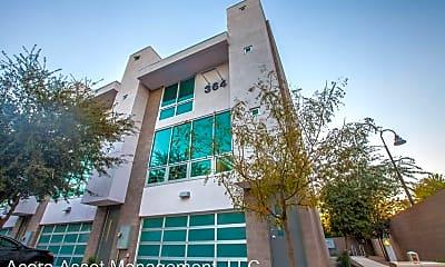 Building, 398 S Farmer Ave, 1