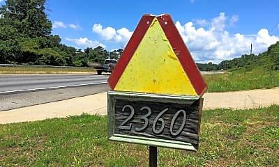 Community Signage, 2360 Dawsonville Hwy, 2