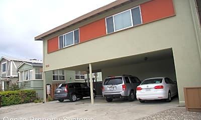 Building, 933 Jackson St, 1