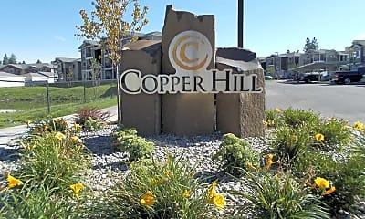 Building, Copper Hill Apartments, 0