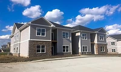 Building, 505 E 1st St, 2