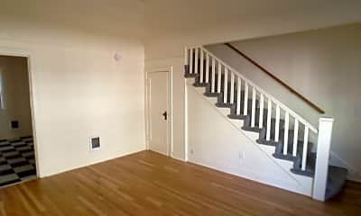 Living Room, 2031 N Watts St, 1