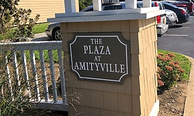The Plaza At Amityville, 1