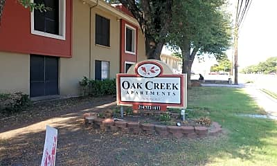 Oak Creek Apartments, 1