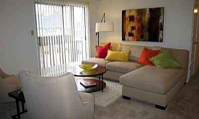 Living Room, Heatherbrook Gardens, 0