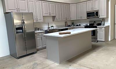 Kitchen, Santa Fe Art Colony, 1