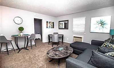 Living Room, 3215 35th St 1C, 0