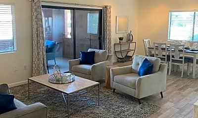 Living Room, 9455 E Raintree Dr 1011, 1