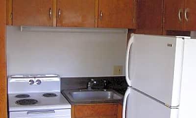 Kitchen, 837 Avenue C, 1