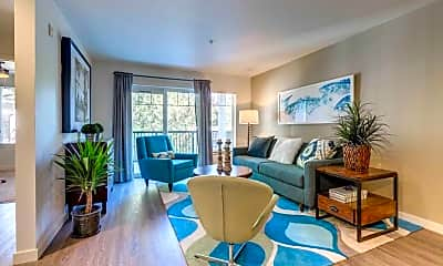 Living Room, The Timberlake Park Apartments, 0