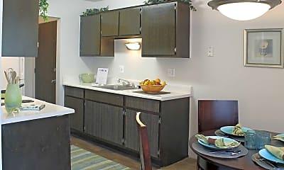 Kitchen, Brittany Park, 2