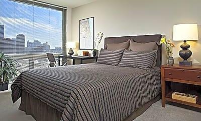 Bedroom, Elm Street Plaza, 2