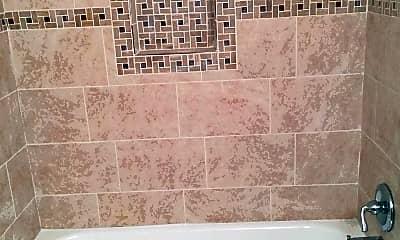 Bathroom, Royal Palm Apartments, 2