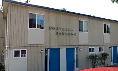 Foothill Garden Apartments, 1