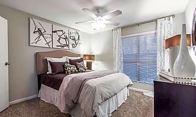 Bedroom, Carmel Creek, 2