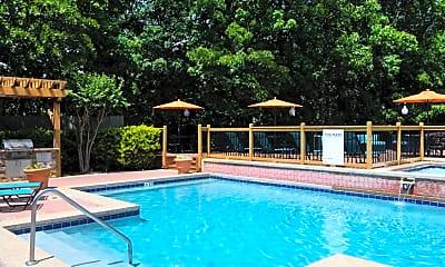 Pool, Eagle Ridge, 1