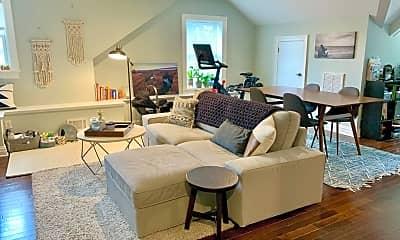 Living Room, 52 Elm St 6, 0