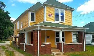 Building, 303 E 10th St, 0