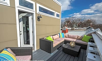 Patio / Deck, 228 F St NE, 2