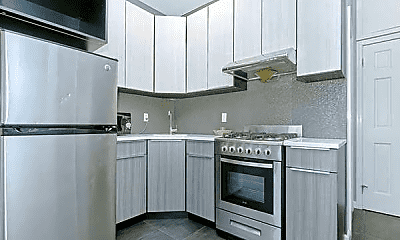 Kitchen, 552 W 183rd St, 2