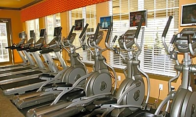 Fitness Weight Room, Integra Hills, 2