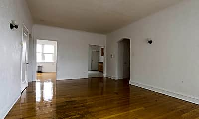 Living Room, 1735 W 79th St, 2