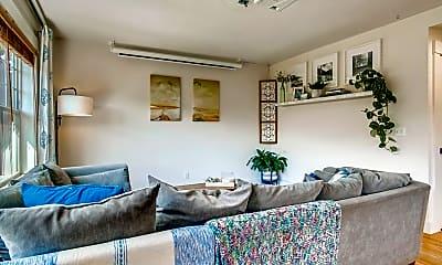 Living Room, 5810 NE 6th Ave, 1