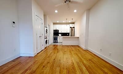 Living Room, 2285 Adam Clayton Powell Jr Blvd 3-S, 1