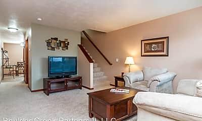 Living Room, Boulder Creek II 7605 W. Boulder Creek Place, 1