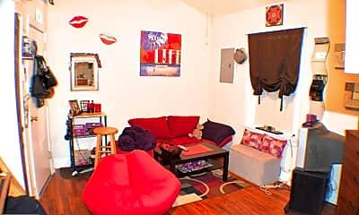 Living Room, 253 Hansberry St 3R, 2