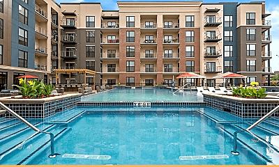 Pool, 531 Grand Boulevard, 1