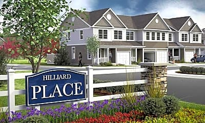 Rendering, Hilliard Place, 0