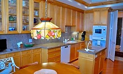 Kitchen, 7515 Pelican Bay Blvd PH-D, 2