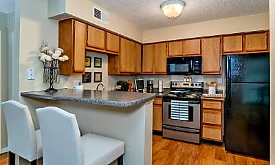 Kitchen, Country Club West Apartments, 0