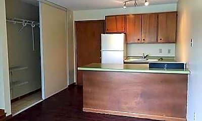 Kitchen, Liv Apartments, 1