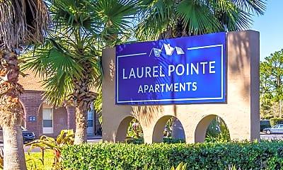 Community Signage, Laurel Pointe, 0