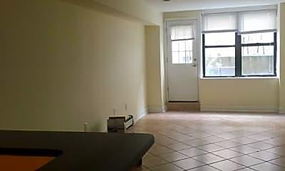 Living Room, 333 E 81st St, 1