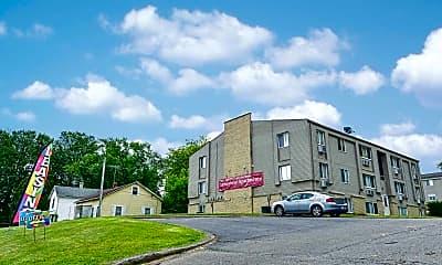 Building, Cornerstone Apartments, 2