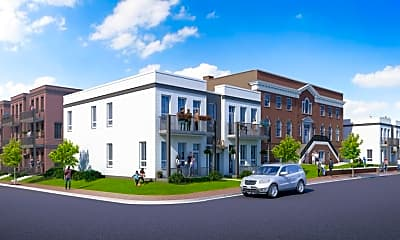 Rendering, The Goodwyn at Union Hill, 0