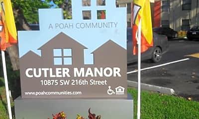 Cutler Manor Apartments, 1