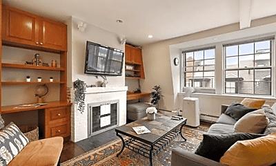 Living Room, 61 W Cedar St, 0
