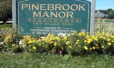 Pinebrook Manor Apartments, 1